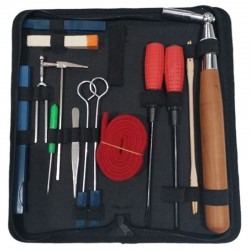 Professional piano tuning tools - set with bag