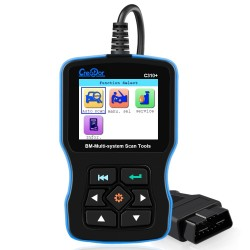 OBD2 scanner for BMW Airbag/ ABS/ SRS - diagnostic tool - C310+ Pro oil service reset code reader