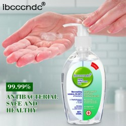 200ml - hand sanitizer gel - antibacterial - disinfectant