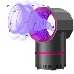 Electric mosquito killer - smart-touch - with LED and fan - mosquito control