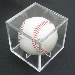 Baseball Box Display - 80mm