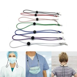 10 - 20 - 30 pieces - adjustable face mask cord - lanyard