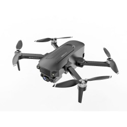 X2000 - 1.3KM - 4K HD Pixel Camera - Electric - Adjustable Lens - GPS - 28mins Flight Time - RTF - Black