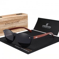 Natural handmade - wood - sunglasses