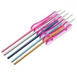 5 Grid - Nail Art - Pen holder