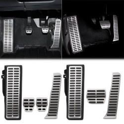 Car pedals set for Volkswagen Golf 5 6 MK5-6 Jetta Scirocco CC TIGUAN Touareg Skoda Octavia A5 - automatic & manual gearbox