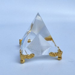 Energy healing - Feng Shui - crystal Egyptian pyramid