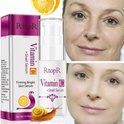 Hyaluronic acid face serum - vitamin C - anti-aging / shrink pore / whitening / moisturizing