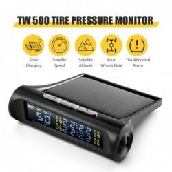 Universal car GPS - speedometer - tire pressure sensor - 2 in 1 Head Up display - TW500 TPMS/ HUD