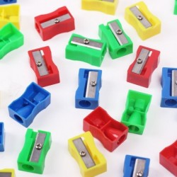 Mini pencil sharpeners - 12 pieces
