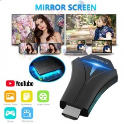 K12 - TV stick - adapter - Wifi receiver - HD dongle - AirPlay MiraCast