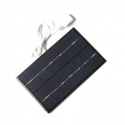 Solar panel - charging board - quick charging - 5W - 5V - USB