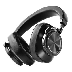 T7+ wireless headphones - noise cancelling - Bluetooth - with microphone