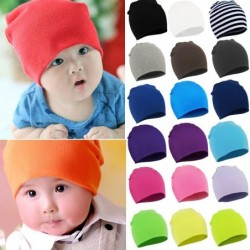 Fashionable hat - soft cotton - for baby girls / boys