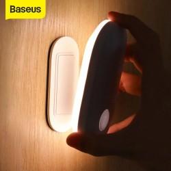 Baseus - magnetic night lamp / wall light - dual induction - LED