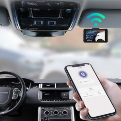 AZDOME M17 - dash cam - DVR - parking monitor - WiFi - night vision - dual lens