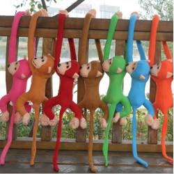 Long arms monkey - plush toy - 60cm