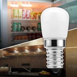 Fridge light bulb - SMD2835 LED - E14 - 3W - 220V - 2 pieces