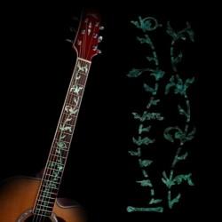 Guitar fretboard sticker - ultra thin - tree of life