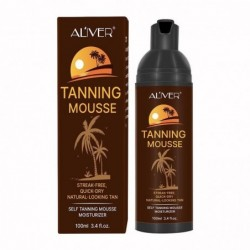 Body self tanning mousse - 100ml