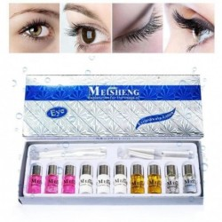 Professional eyelashes lotion - curling / extension / growth / perming - 10 pieces