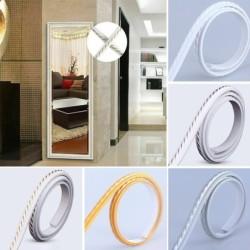 Flexible ribbon rope - door / mirror frame - self adhesive decorative trim