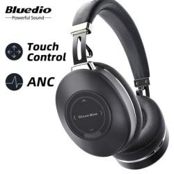 Bluedio H2 - headphones - wireless headset - Bluetooth - ANC - HIFI - noise cancelling
