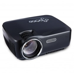 LED Projector GP70 LCD 1080P Full HD 1200 Lumens Beamer
