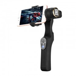 Q19131 JMT JJ-1 2-Axis Brushless Stabiliser 330 Degree Smartphone Gimbal Holder Mount |