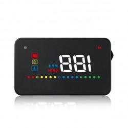 A200 HUD OBDII EUOBD Display Speed Fuel Projector