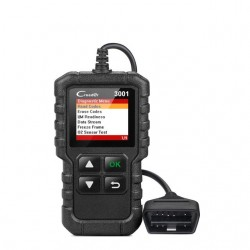 X431- 3001 full OBD2 OBDII read codes - car diagnostic scan