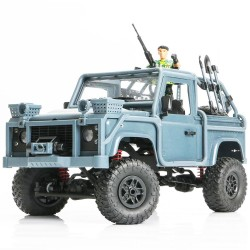 MN96 1/12 2.4G 4WD proportional control - RC car with Led - off-road truck RTR
