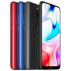 Xiaomi Redmi 8 Global Version - 6.22 inch 3GB RAM 32GB ROM Dual Sim 4G Smartphone