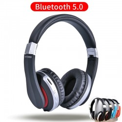 MH7 wireless headphones - Bluetooth headset - foldable - microphone - TF card